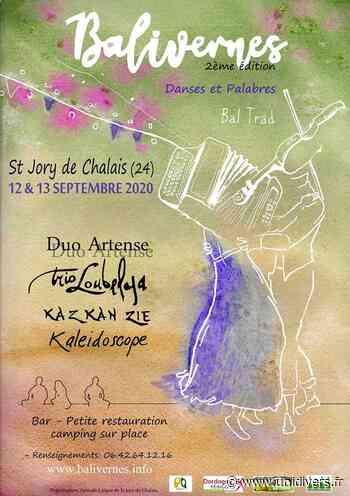 [ANNULE] Balivernes Espace Pleine Nature   Saint-Jory-de-Chalais Saint-Jory-de-Chalais samedi 12 septembre 2020 - Unidivers