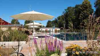Das Teichwiesenbad in Ottendorf-Okrilla - MDR