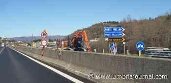 Anas, da mercoledì chiuso svincolo di Ponte Felcino direzione Cesena - Umbria Journal il sito degli umbri
