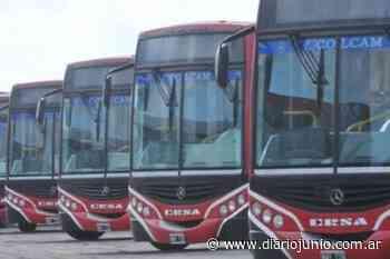 PARANA: Finalmente se llegó a un acuerdo con el sector del transporte urbano de pasajeros - Diario Junio