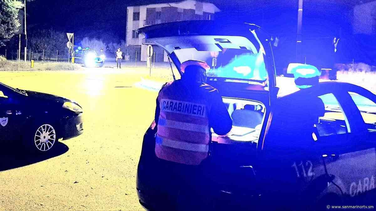 Talamello: due giovani sammarinesi danno in escandescenza in pizzeria - San Marino Rtv