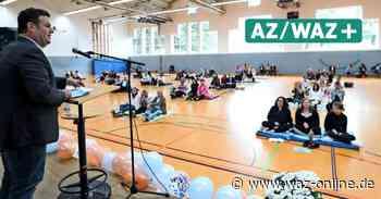 Entlassungsfeier in Corona-Zeiten an der IGS Sassenburg: Was Arbeitsminister Hubertus Heil den Abiturienten wünscht - Wolfsburger Allgemeine