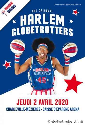 HARLEM GLOBETROTTERS - CAISSE D'EPARGNE ARENA, Charleville Mezieres, 08000 - Sortir à France - Le Parisien Etudiant