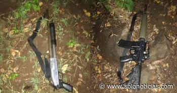 Tres pandilleros fallecidos, dos lesionados y un detenido tras enfrentamiento en Jucuarán - Solo Noticias