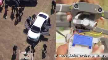 CJNG utilizó DRONES para explotar BOMBAS en ataque de Tepalcatepec: VIDEO - Heraldo de México