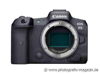Canon EOS R5: Firmwareupdate für längere Videos ohne Überhitzung? - Photografix Magazin