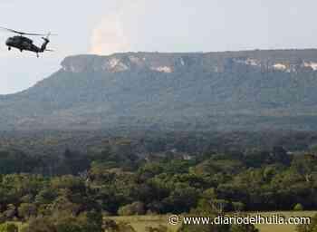 Disidencias habrían atentado contra helicóptero en San José del Guaviare - Diario del Huila