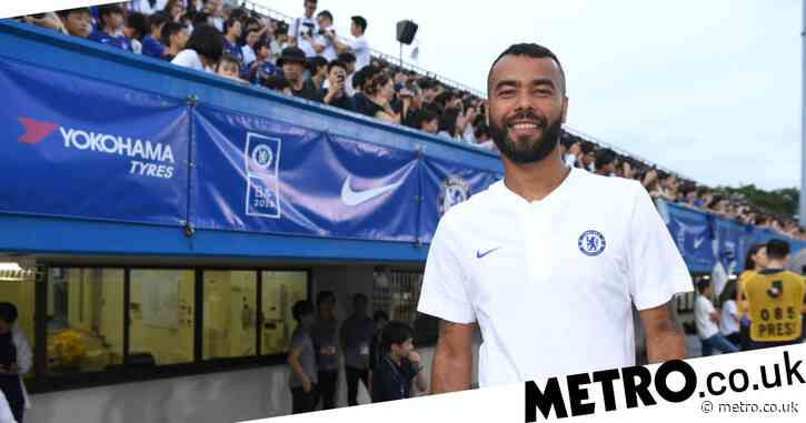 Ashley Cole names Carlo Ancelotti as favourite manager he played under ahead of Arsene Wenger and Jose Mourinho
