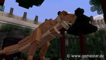 Minecraft trifft Ark: Neuer Jurassic World-DLC bringt Dino-Zucht - GameStar