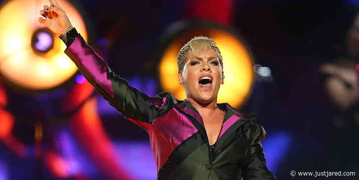 Pink Puts Her 'Thunder Thighs' on Display in an Empowering Post