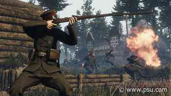 WW1 Game Series PS4 Titles Verdun, Tannenberg Now Out In Asia - PlayStation Universe