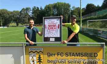 Der FC Stamsried wird zum Jahn-Vereinspartner - Region Cham - Nachrichten - Mittelbayerische