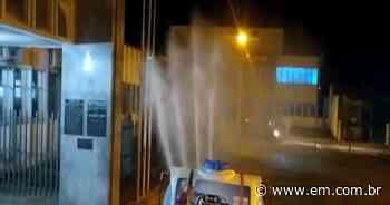 Juatuba: Casos confirmados de COVID-19 aumentam 26% em uma semana - Estado de Minas