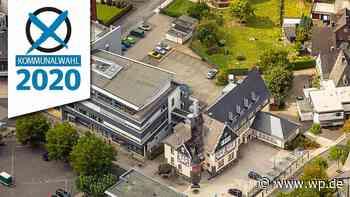 Kommunalwahl 2020 in Netphen – die wichtigsten Infos - Westfalenpost
