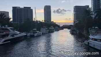 Sunset is only part of the appeal of Fort Lauderdale sunset cruise