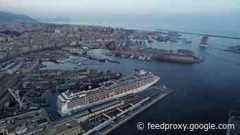 MSC Cruises sails again in Europe