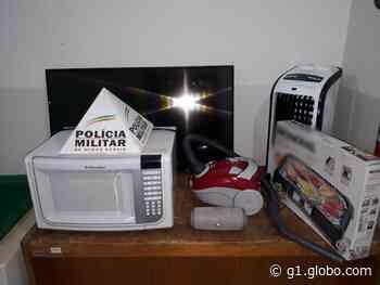 Criminosos assaltam família em Monte Alegre de Minas - G1