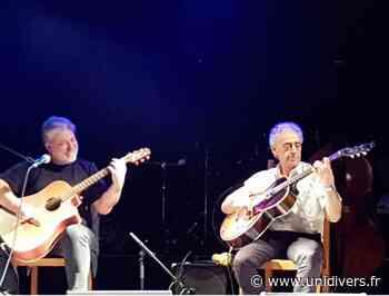 Gerikijo, Jazz & Blues aux Jardins de l'Uzine samedi 11 juillet 2020 - Unidivers
