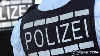 Sachsen:Polizei fasst mutmaßlichen Seriendieb in Freiberg - n-tv NACHRICHTEN