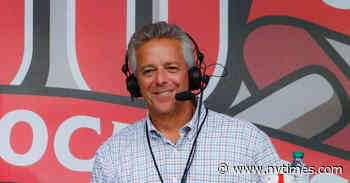 Reds Announcer Is Suspended After Using Homophobic Slur on Air