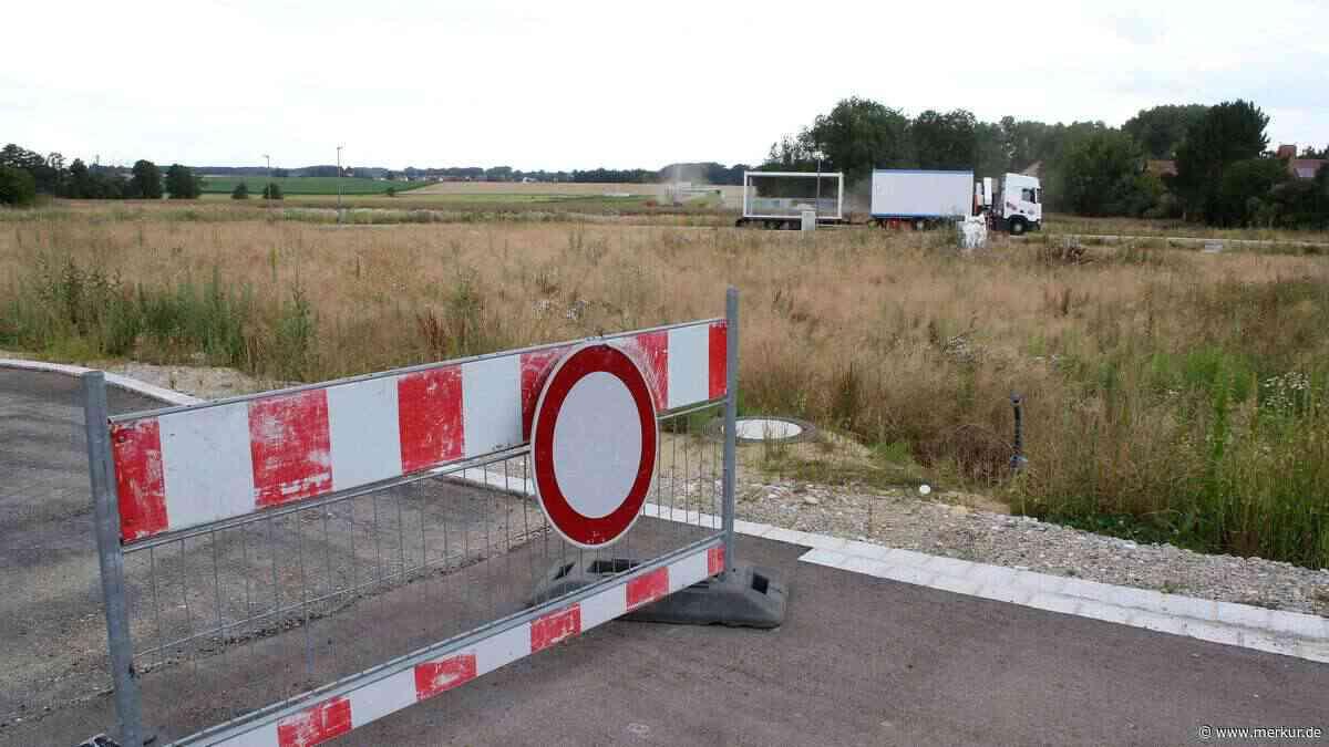 Baugebiet Poigern: So geht's weiter - Merkur.de
