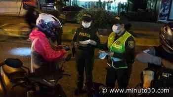 FOTOS: ¡No de papaya! Así son las campañas para prevenir el hurto en Chigorodó - Minuto30.com