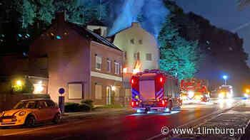 Uitslaande brand in Cadier en Keer - 1Limburg   Nieuws en sport uit Limburg