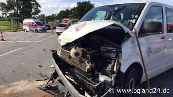 Soyen: Heftiger Unfall auf B15 - Bilder vom Einsatzort - bgland24.de