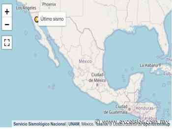 Sismos con intensidades 5.2 y 4.0 en San Felipe, Baja California - Excélsior