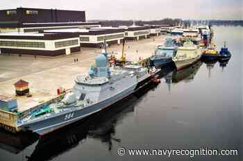 Analysis: Russian Navy Odintsovo corvette to undergo Arctic trials - Navy Recognition