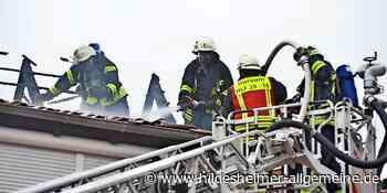 Brand in Harsum – hat ein Blitz das Feuer ausgelöst? - www.hildesheimer-allgemeine.de