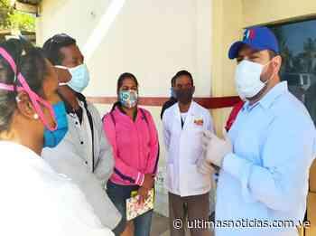 Habilitan Parque Abeyyu de Puerto Píritu para pacientes con covid-19 - Últimas Noticias