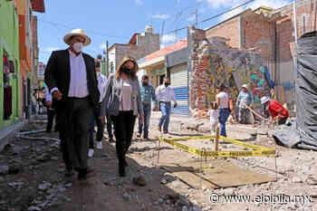 Invierten 21 millones para mejorar imagen del Pueblo Mágico Comonfort - Gabriel Gutiérrez Rubio