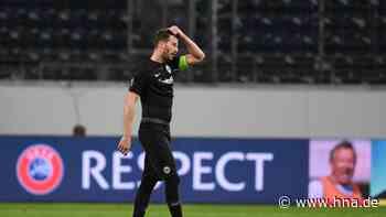 Eintracht Frankfurt (SGE): David Abraham verletzt sich im Training – Bundesligastart in Gefahr - hna.de