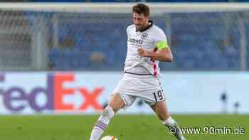 Eintracht-Kapitän David Abraham fällt mit Knieverletzung aus - 90min