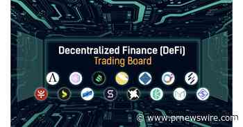 KuCoin Launches Decentralized Finance (DeFi) Trading Board, Accelerating Its Strategic Layout Of DeFi Ecology - PRNewswire
