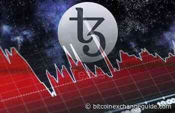 """Is the DeFi Craze Killing Tezos? XTZ's Main Selling Point """"Staking"""" Is Losing Appeal - Bitcoin Exchange Guide"""
