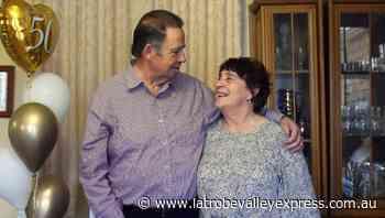Damian and Melina Tripodi of Traralgon celebrate 50th wedding anniversary - Latrobe Valley Express