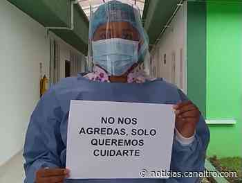 Agresión al personal de salud en Cubará - Canal TRO