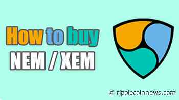 How To Buy NEM With Credit/Debit Card Instantly - Ripple Coin News