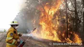 Se quemaron los cerros de Cucunubá | Boyacá - Extra Boyacá