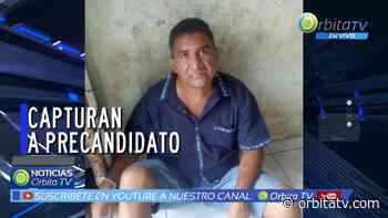 Capturan por extorsión a precandidato a síndico municipal en Jucuapa, Usulután - Canal de Noticias de El Salvador - Orbita TV