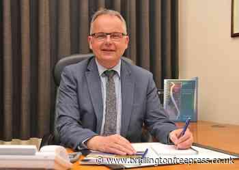 East Riding of Yorkshire Council leader's progress pledge following re-election - bridlingtonfreepress.co.uk