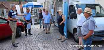 Die Leser in Ingelfingen sind mit ihrer Zeitung zufrieden - STIMME.de - Heilbronner Stimme