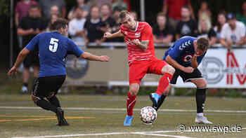 Fußball WFV-Pokal: VfL Pfullingen gewinnt gegen die SG Reutlingen - SWP