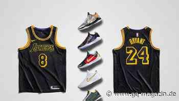 Nike ehrt Kobe Bryant mit dieser coolen Sneaker-Kollektion - GQ Germany
