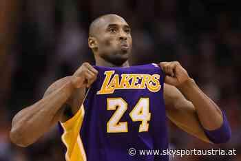 Kobe Bryant wird erst im nächsten Jahr in Hall of Fame aufgenommen - Sky Sport Austria - Sky Sport Austria
