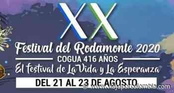 Festival del Rodamento 2020 en Cogua, Cundinamarca - Ferias y Fiestas - Viajar por Colombia