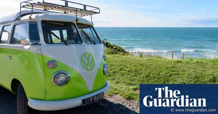 'That's a beauty!' Touring north Devon by vintage campervan