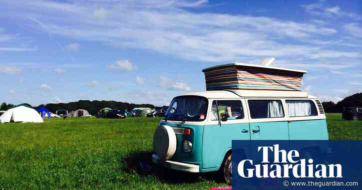 Van with a plan: where to hire a campervan for late summer and autumn
